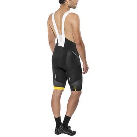 Mavic Cosmic Ultimate Bib Shorts Men Black/White